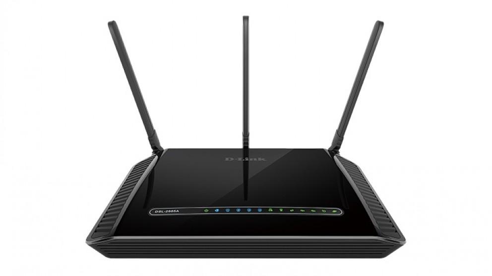 D-Link DSL-2885A Dual Band AC1200 Wireless Modem Router