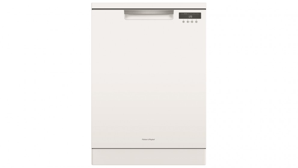 Fisher & Paykel 60cm 14 Place Setting Freestanding Dishwasher - White