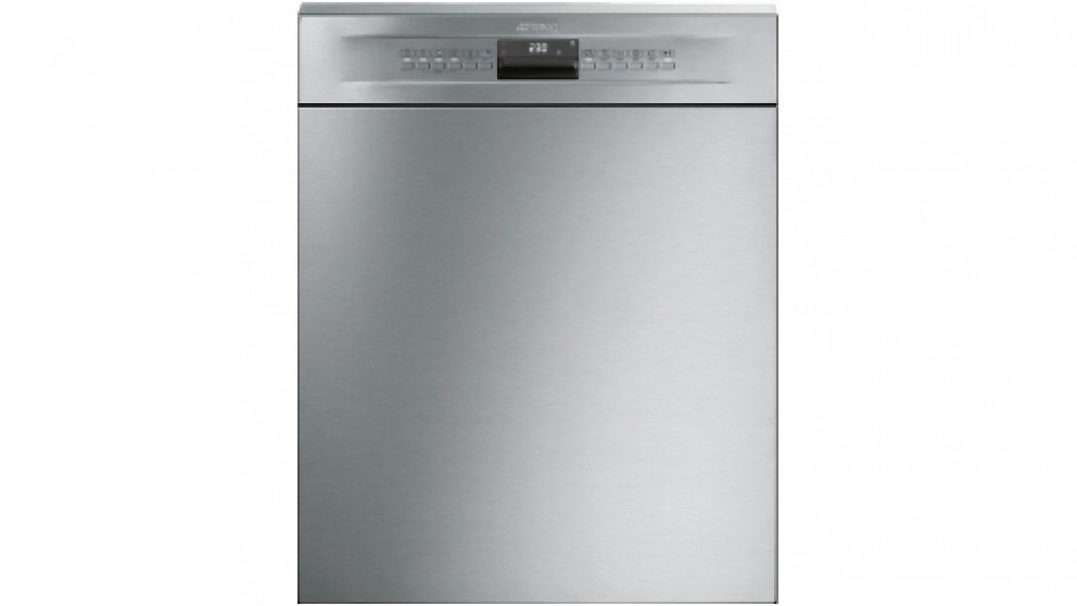 Smeg 15 Place Underbench Dishwasher - Stainless Steel