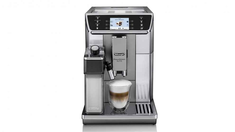 DeLonghi PrimaDonna Elite Coffee Machine