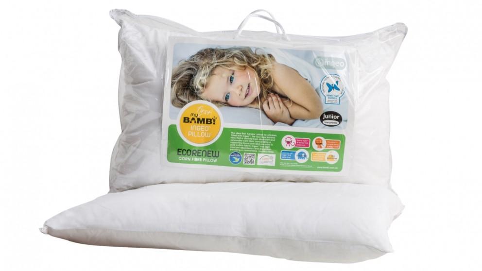 Bambi Eco Renew Ingeo Junior Low Profile Pillow