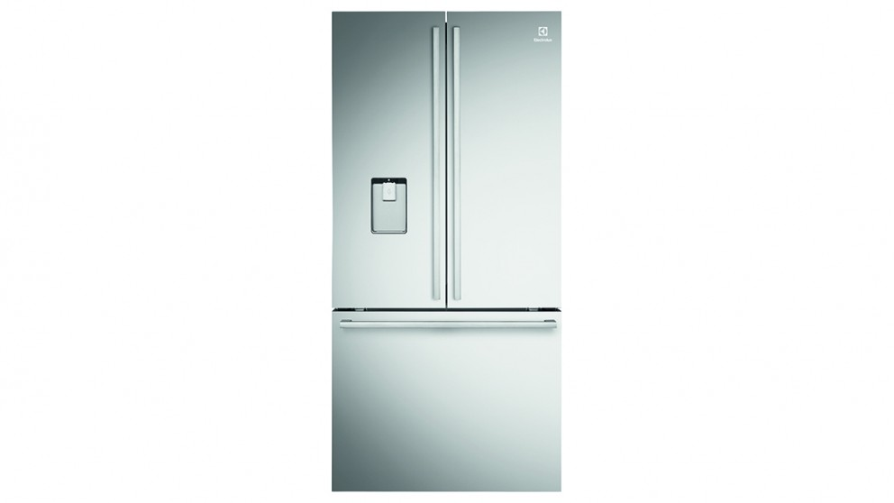 Electrolux FreshZone 524L French Door Fridge - Stainless Steel