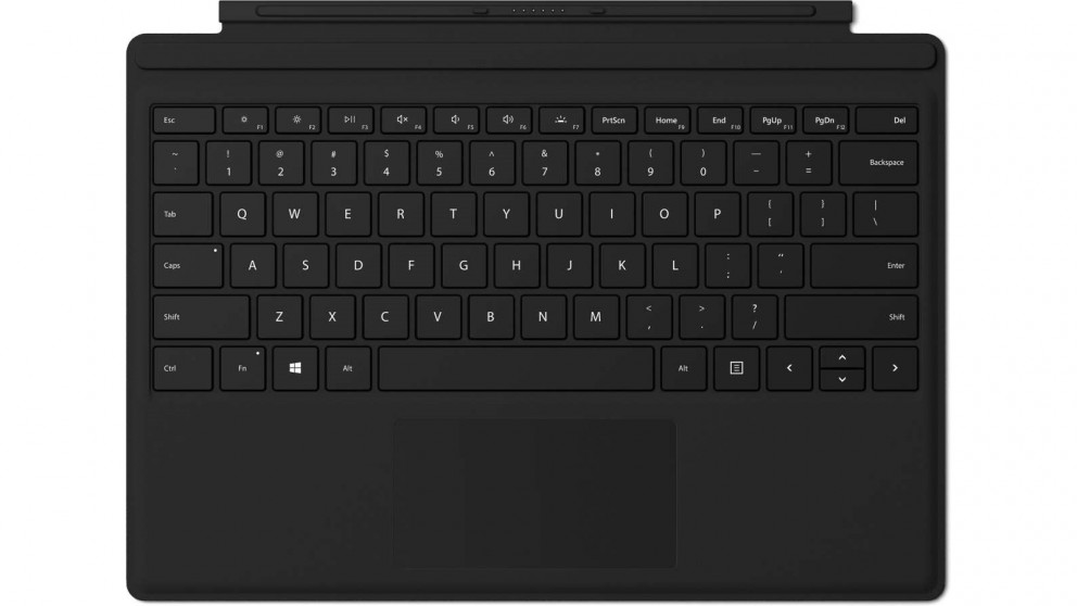 Microsoft Surface Pro Type Cover - Black
