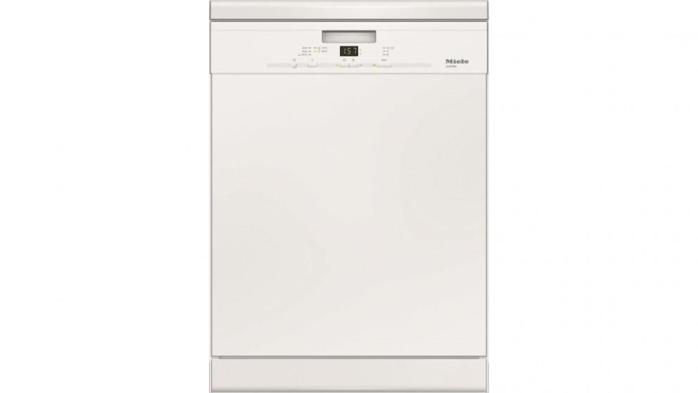 Miele G 4930 60cm Freestanding Dishwasher - Brilliant White