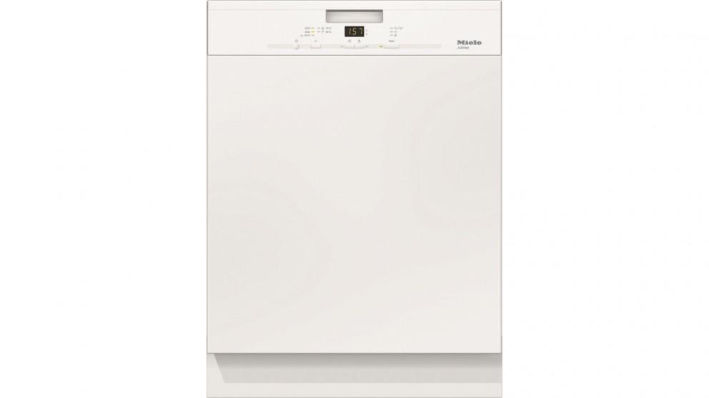 Miele G 4930 i 60cm Integrated Dishwasher - Brilliant White