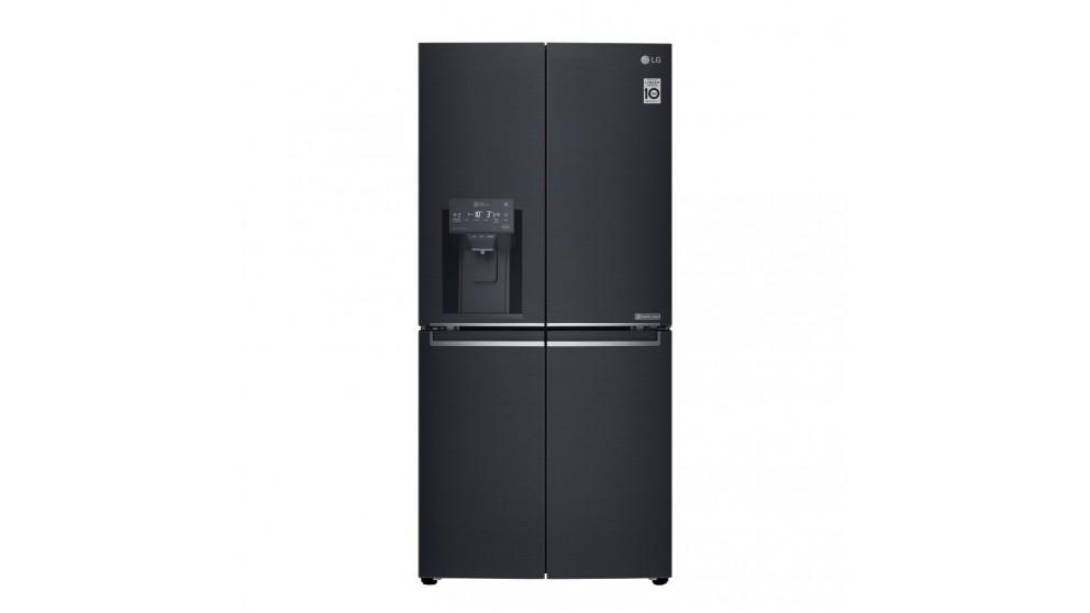 Buy Lg 570l Slim French Door Fridge With Ice Amp Water
