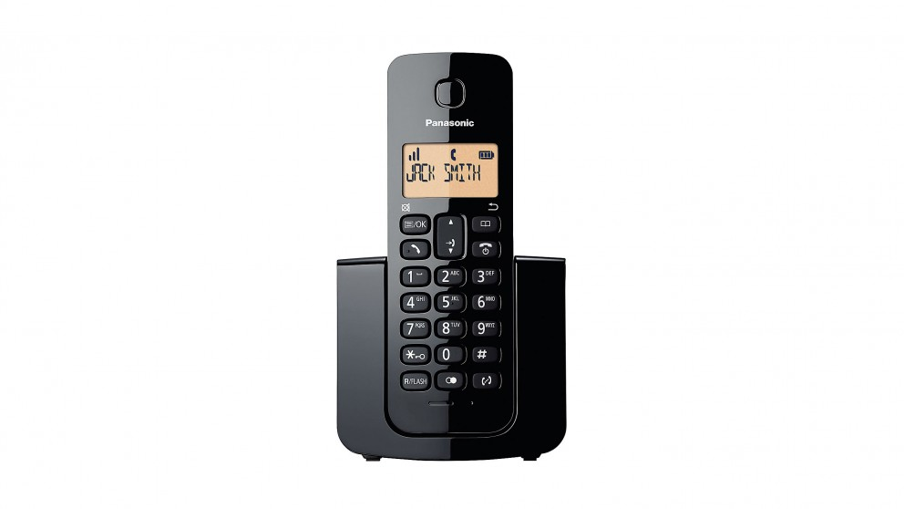 Panasonic KX-TGB110ALB Single Handset Cordless Phone