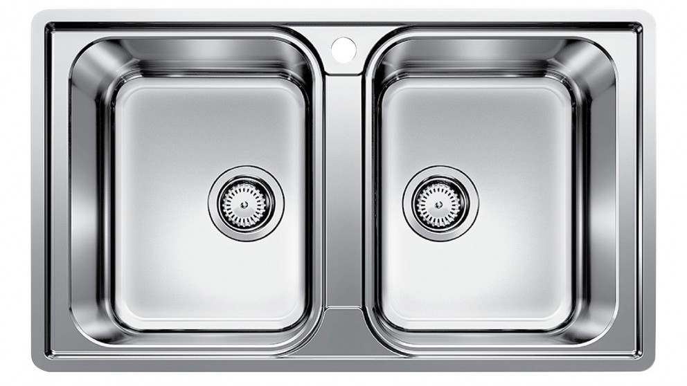 Blanco Double Bowl Sink Package