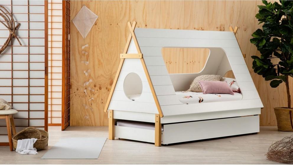 Tee Pee Kids Bed Frame - Single