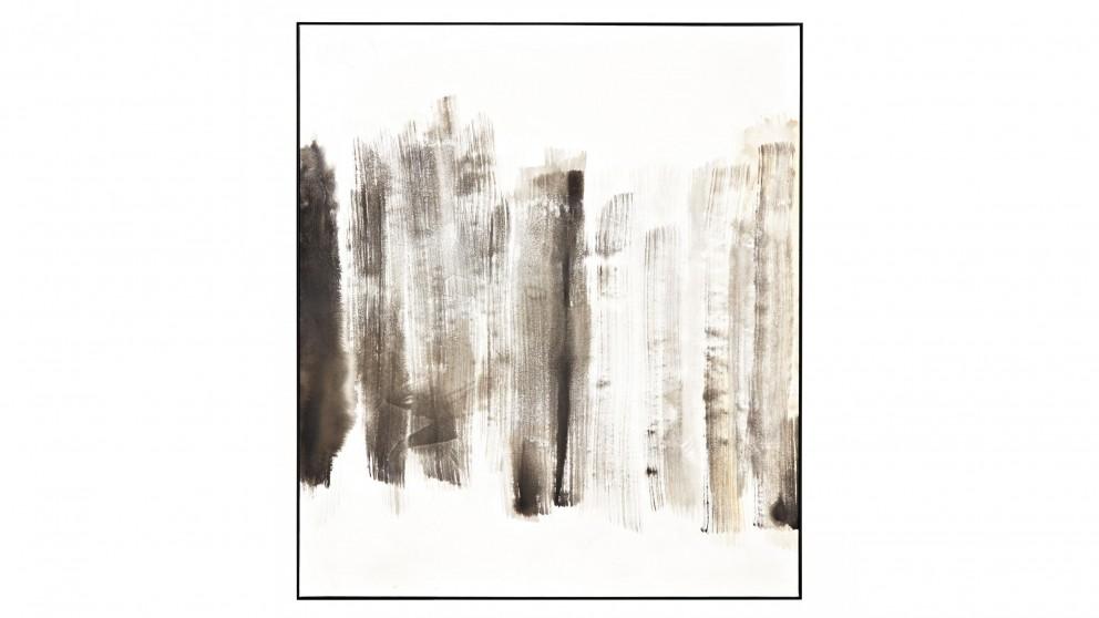 Brush Strokes Handmade Oil Painting