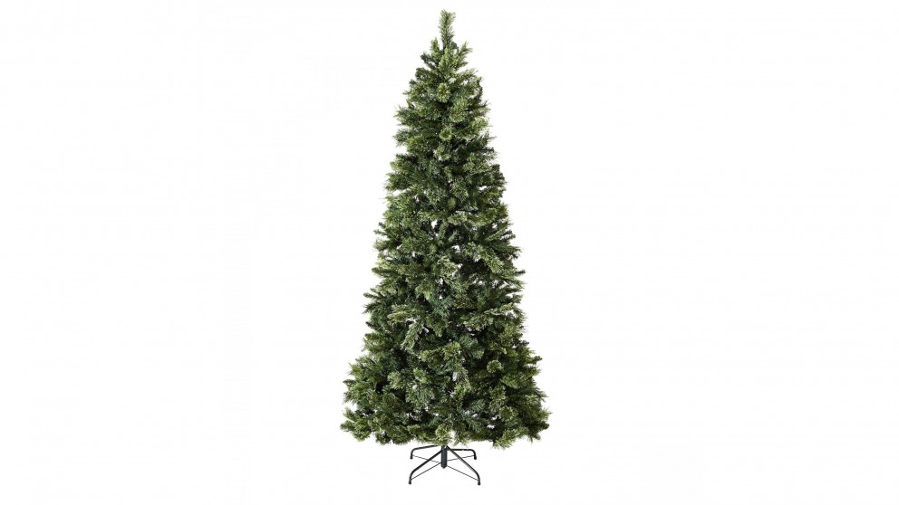 Cashmere Prelit Mixed Pine Tree - 7.5ft