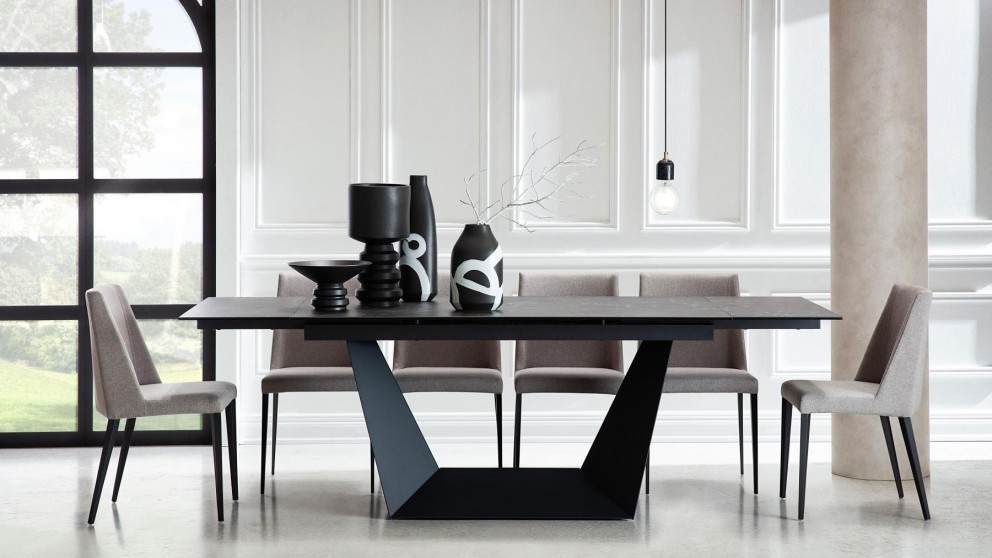Buy Albon Extension Dining Table Domayne Au