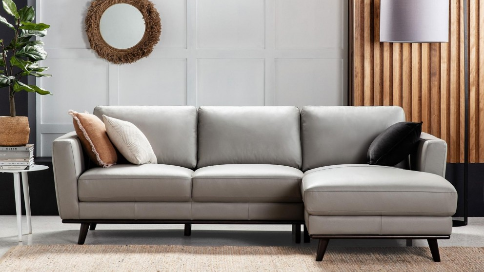 Wondrous Buy Sheldon 3 Seater Lounge With Chaise Domayne Au Pabps2019 Chair Design Images Pabps2019Com