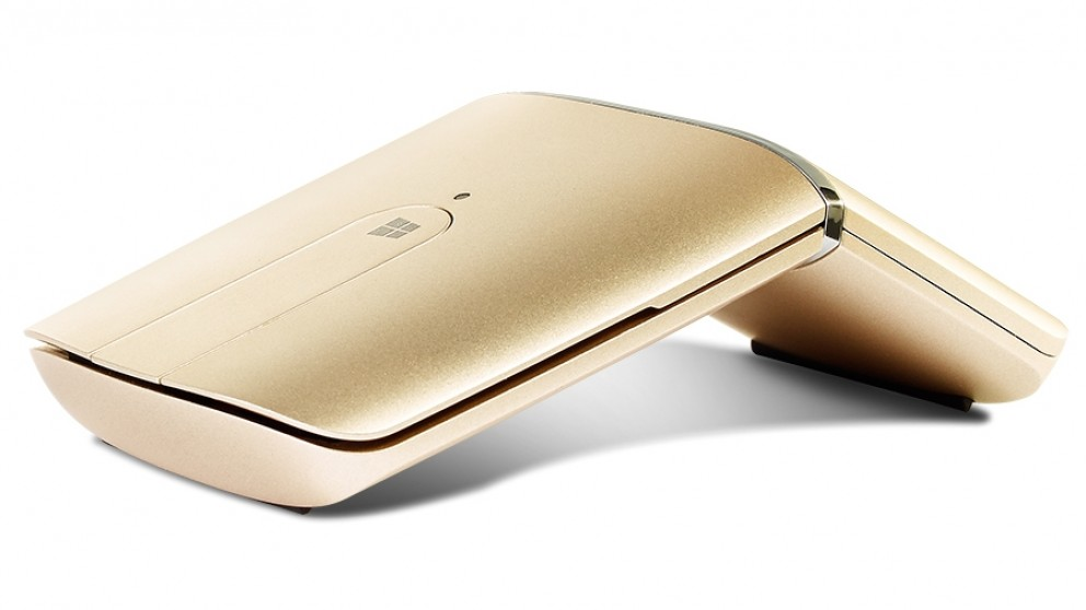 Lenovo Yoga Wireless Mouse - Gold