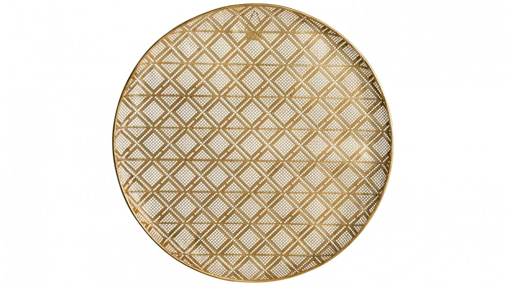 Ava Decorative Plate