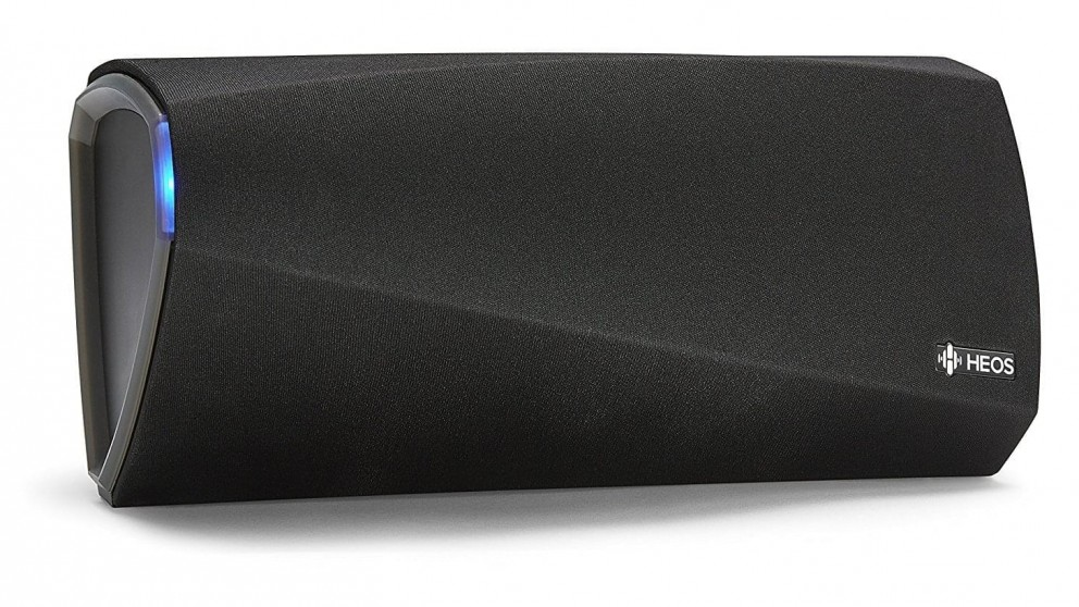 Heos 3 by Denon HS2 High Resolution Audio Wireless Speaker - Black