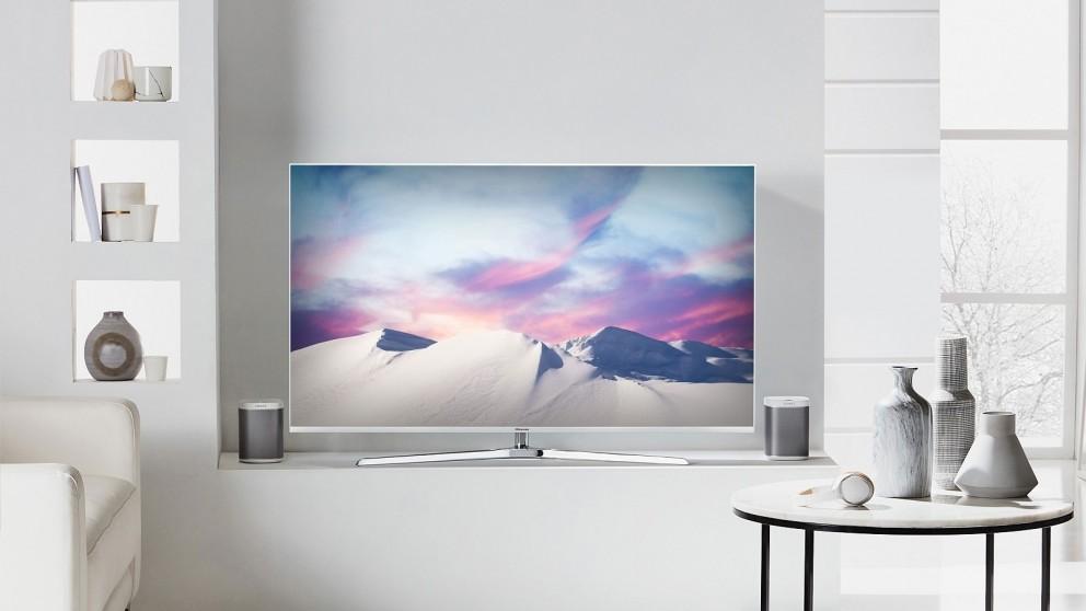 Hisense 55-inch P1 Designer Collection 4K UHD Smart TV
