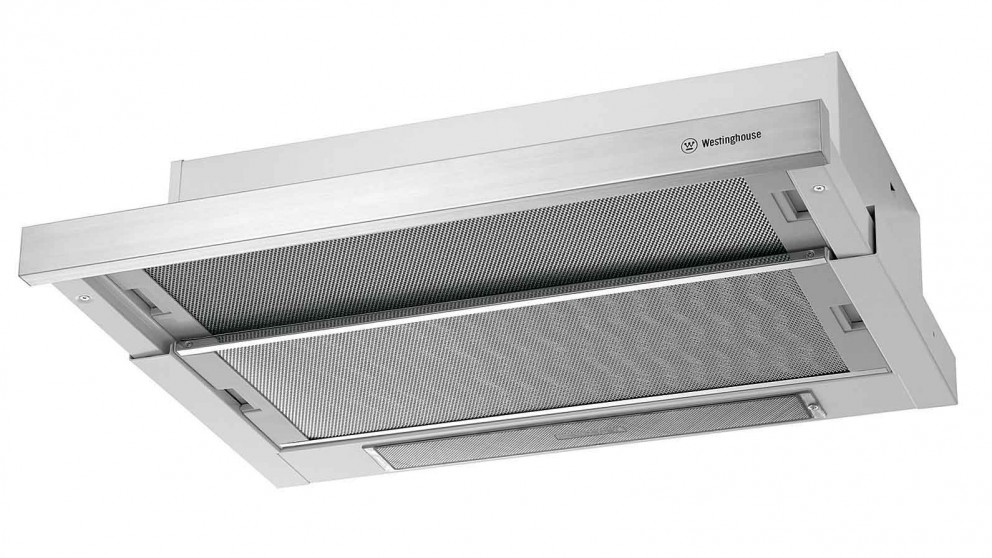 Westinghouse WRH608IS 60cm Slide Out Rangehood - Stainless Steel