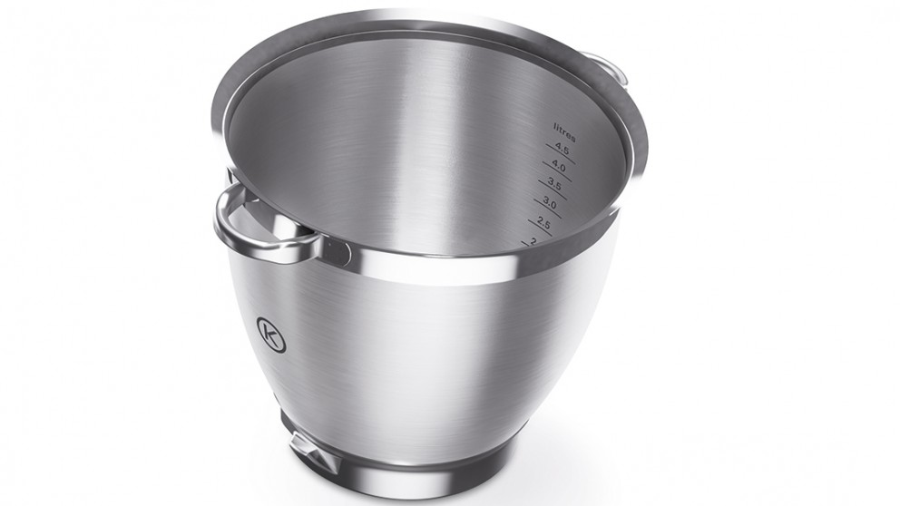 Kenwood Chef Sense XL Stainless Steel Bowl with Handles