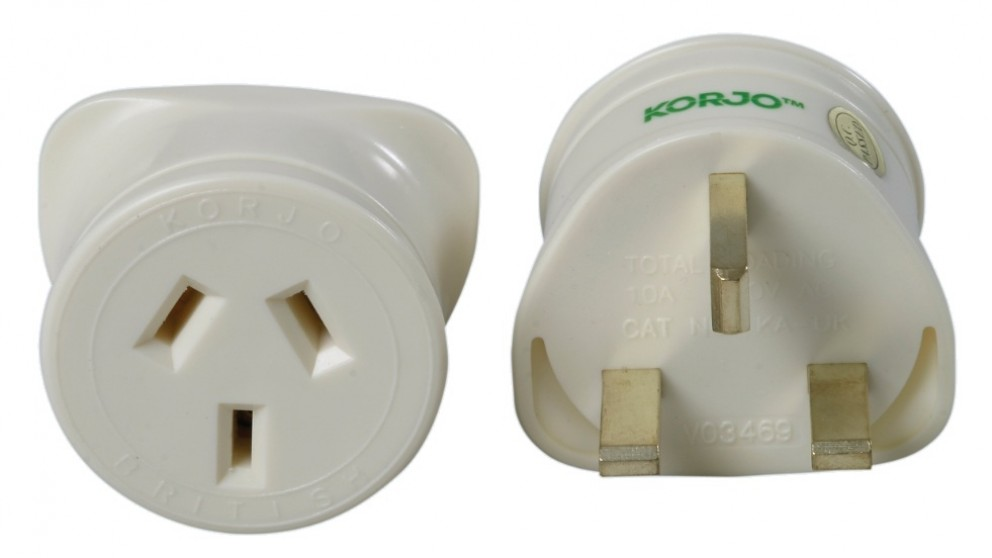 Korjo UK Travel Adapter