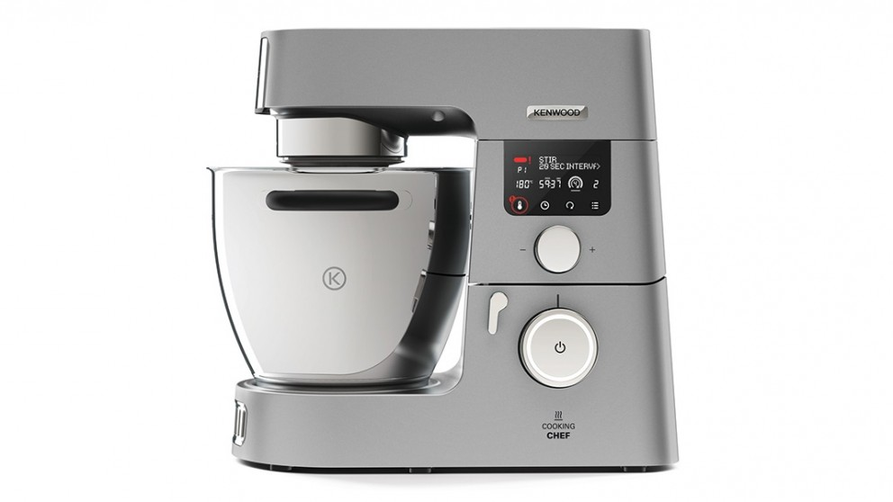 Kenwood Cooking Chef Mixer - Silver
