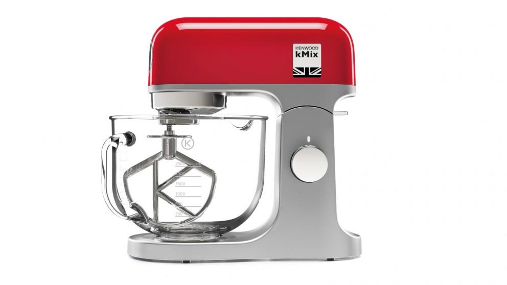 Buy Kenwood kMix Kitchen Mixer - Red   Domayne AU