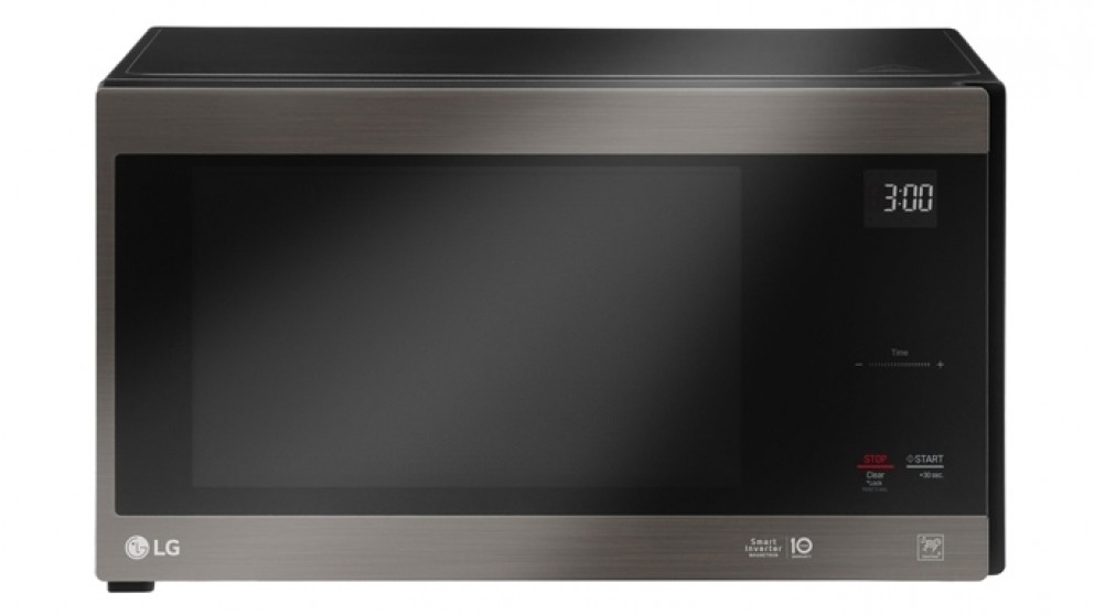 LG NeoChef 42L Microwave Oven - Black Stainless Steel