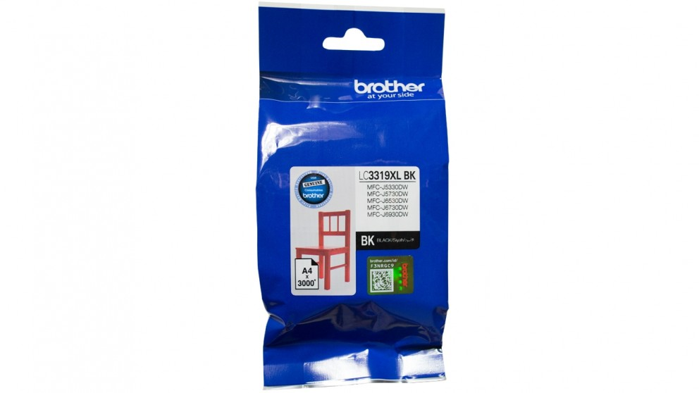 Brother LC-3319XL Ink Cartridge - Black