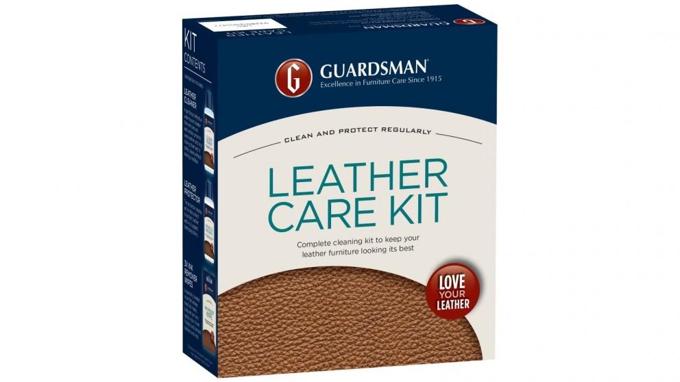 Buy Guardsman Leather Care Kit Domayne Au