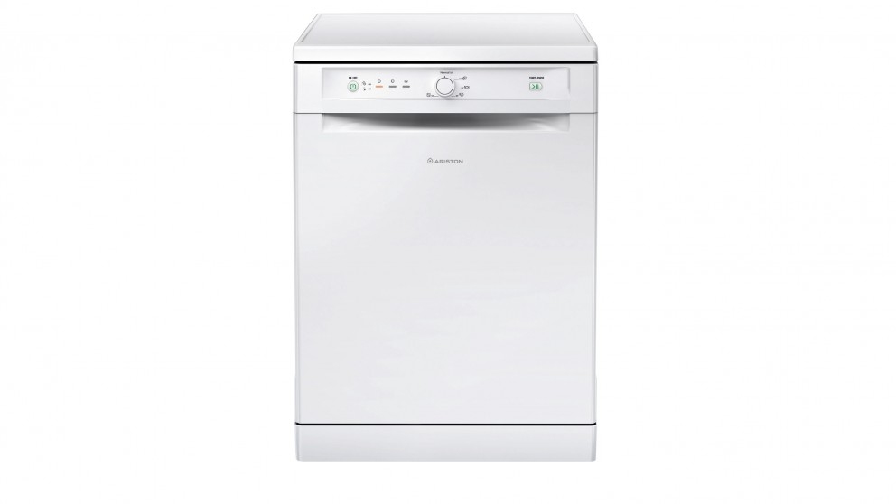 Ariston 60cm LFB5M019 Freestanding Dishwasher - White