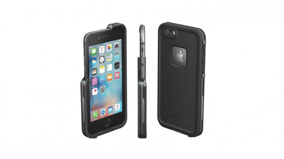 Lifeproof Fre for iPhone 6/6s Case - Black