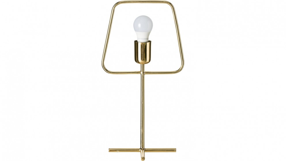 Cleo Table Lamp - Gold
