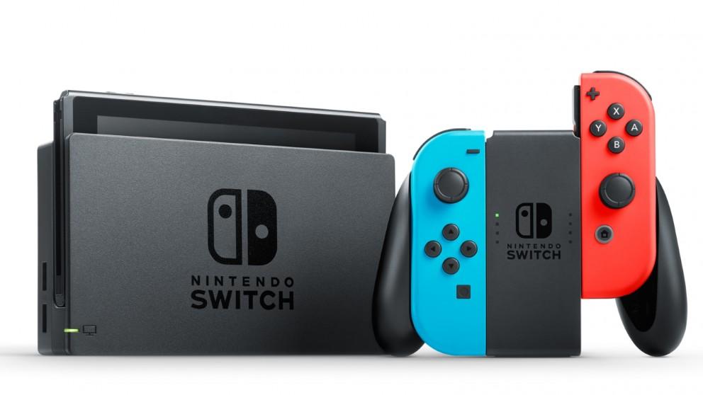 Nintendo Switch Console - Neon