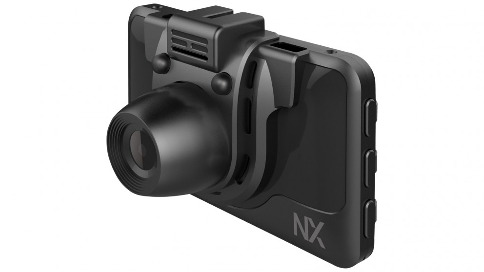 """NX Dash Camera with 2.4"""" Screen and Loop Recording"""