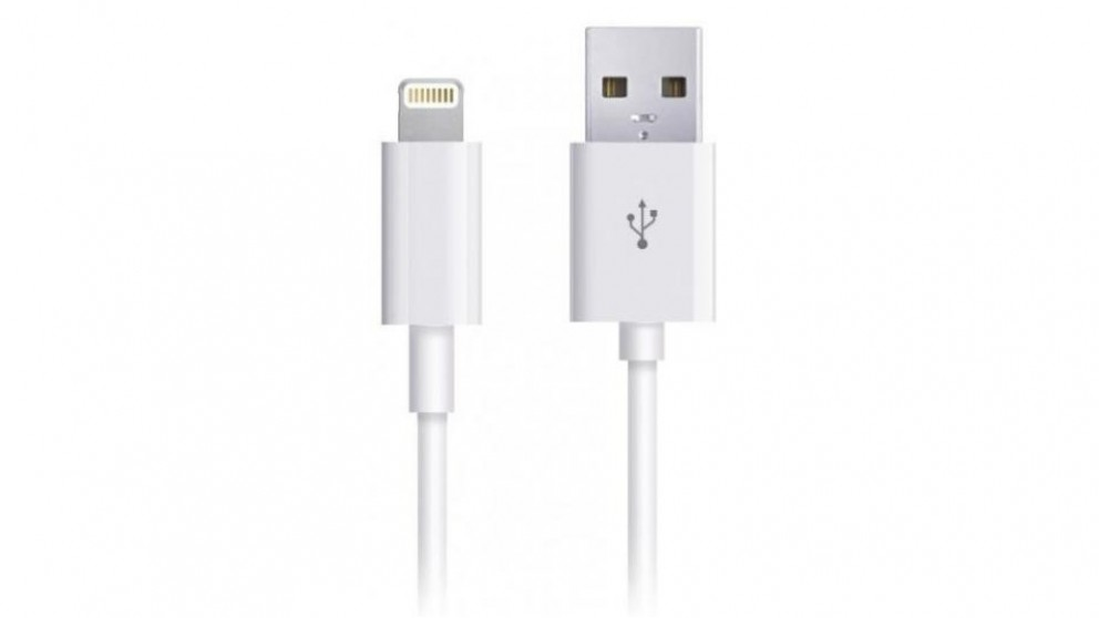Koosh Lightning to USB Charge & Sync Cable - 1m