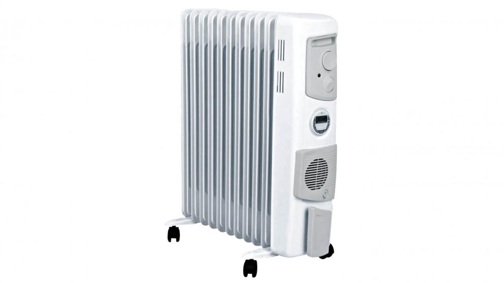 Dimplex 2400W Oil Column Heater with Timer & Fan