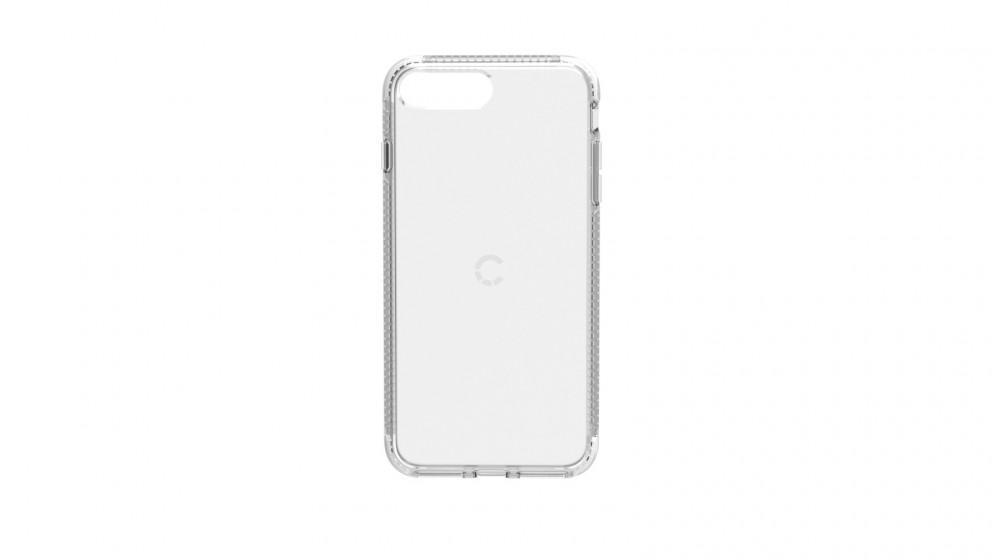 Cygnett Orbit High Performance Case for iPhone 8 Plus - Crystal