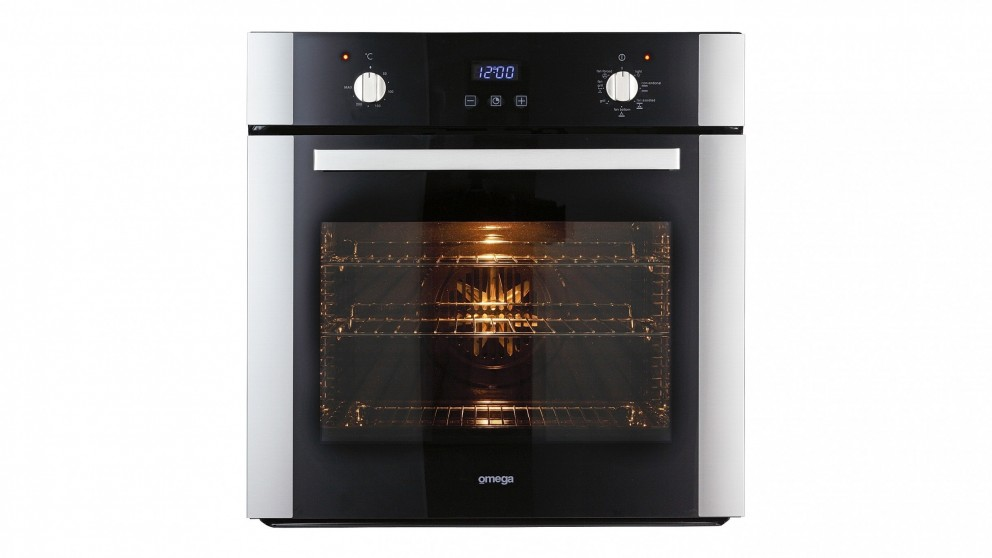 Omega OO687X 600mm 7 Function Triple Glazed Oven
