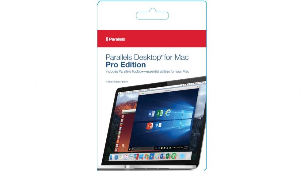 Parallels Desktop 12 for Mac Pro Edition