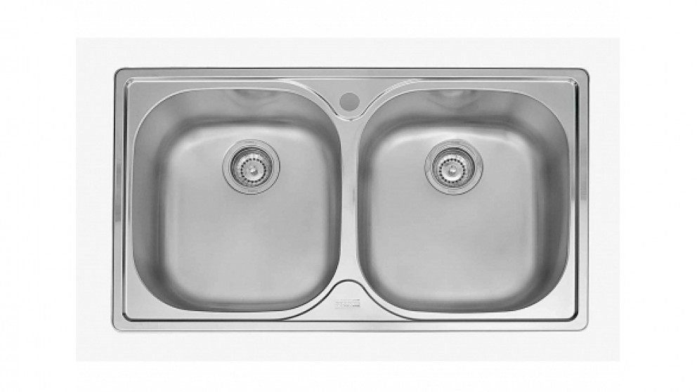 Franke 90cm Under-mount Double Sink
