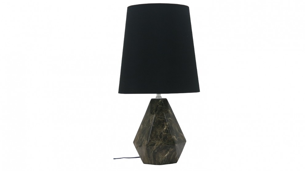 Lavin Table Lamp - Marble