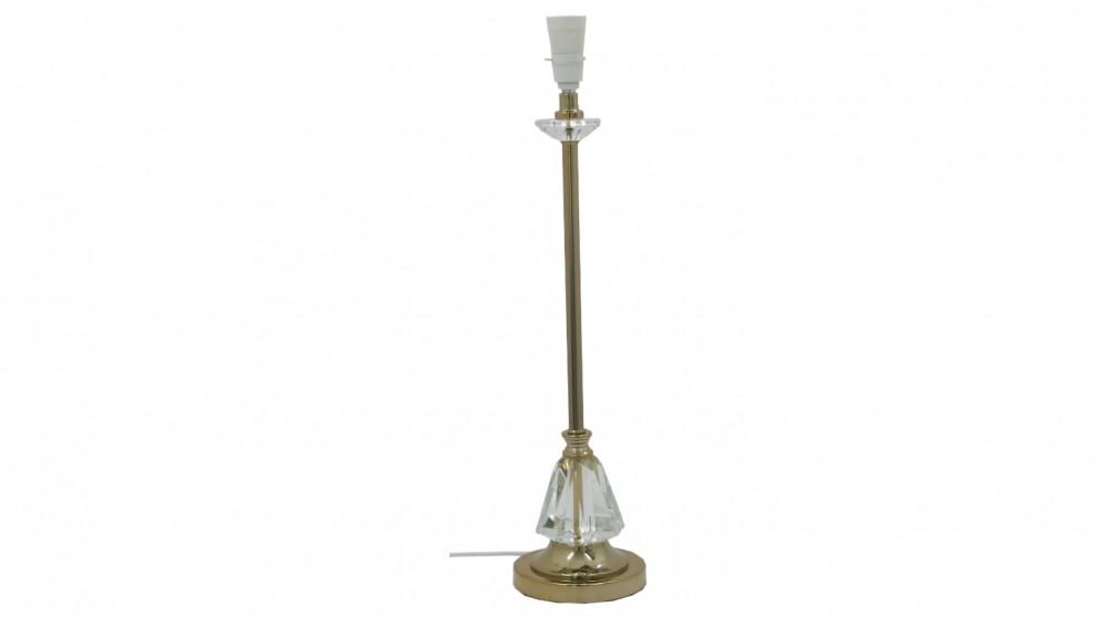 Allegra Table Lamp Base - Gold