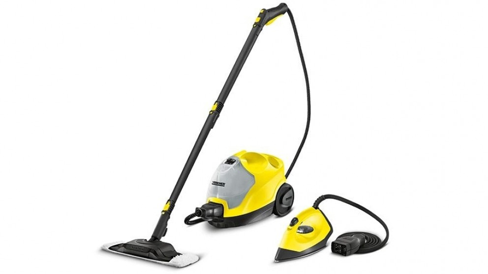 Karcher Steam Cleaner and Iron Kit