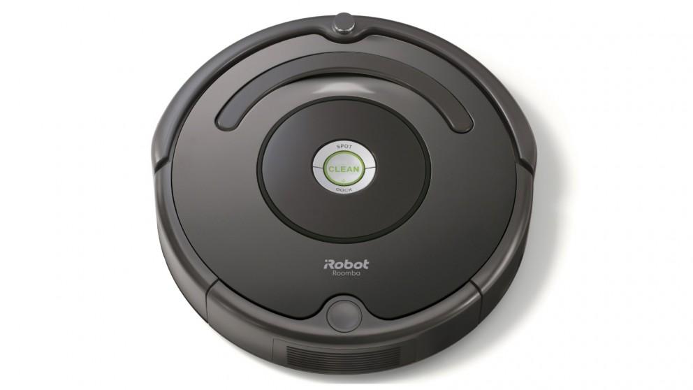 iRobot Roomba 637 Robotic Vacuum Cleaner