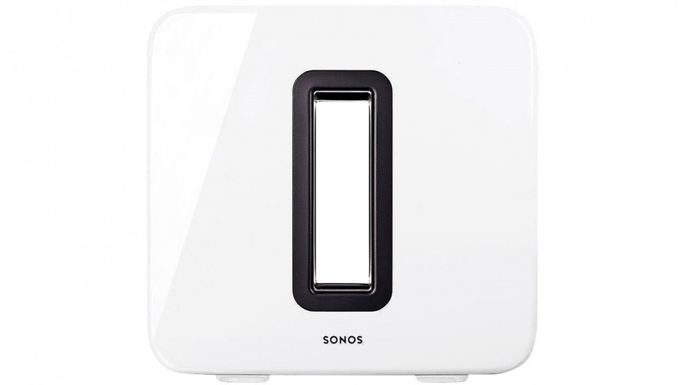 Sonos SUB Wireless Subwoofer - Gloss White