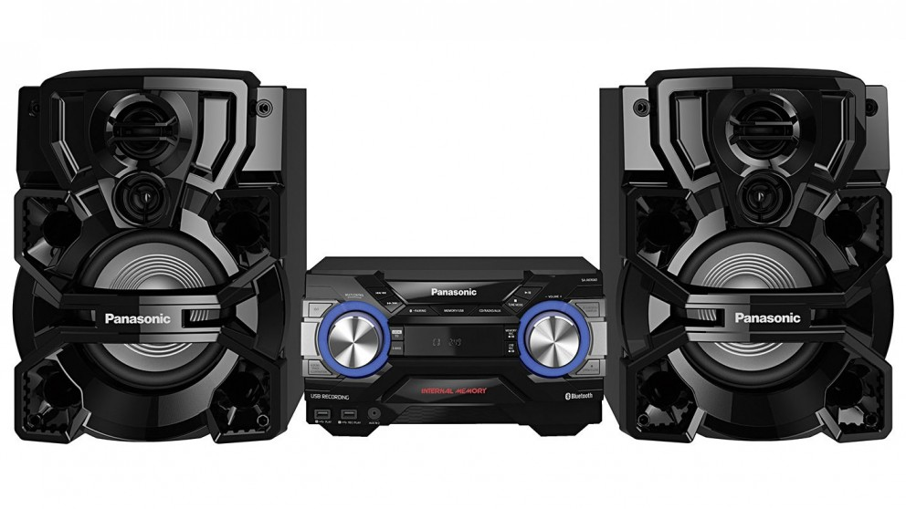 Panasonic 1700W Mini Hi-Fi System with Bluetooth