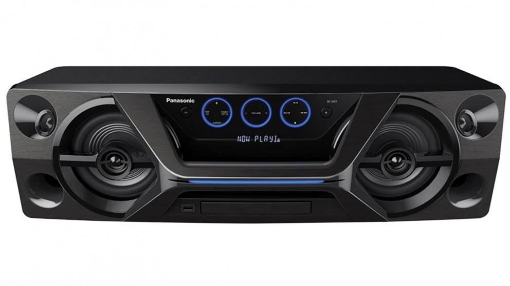 Panasonic 300W Compact & Portable Mini Hi-Fi System