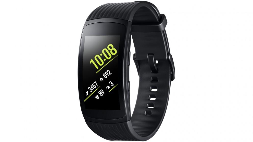 Samsung Gear Fit2 Pro Large Fitness Tracker - Black