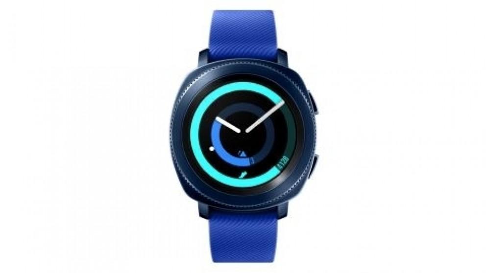 Samsung Gear Sport Fitness Tracker - Blue