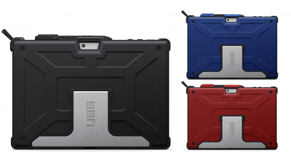 brand new b84cf 38753 UAG Surface Pro 4 Military Standard Case - Scout Black